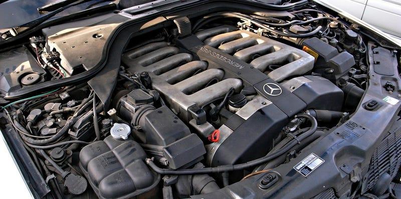 How To Make A Used Mercedes Sound Like A Pagani Zonda