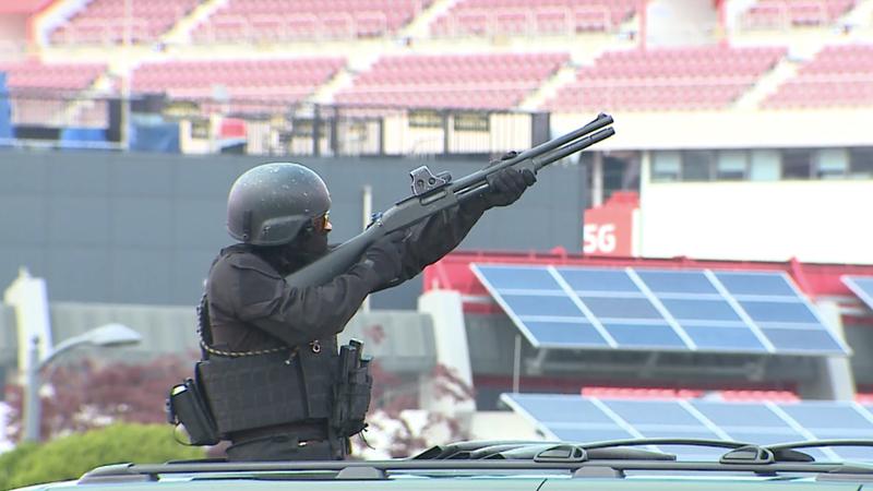 South Korean Counter-Terrorism Center
