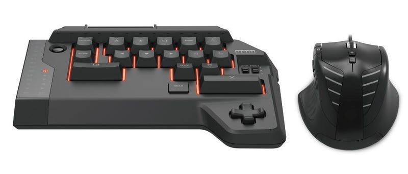 Illustration for article titled ¿Echas de menos el PC? pronto podrás jugar en PS4 con teclado y ratón