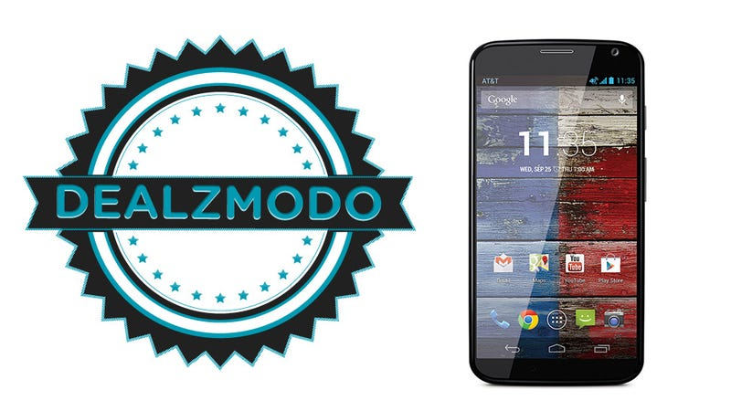 Illustration for article titled Moto X As Low As $20, Gaming Systems And Monitors And GPUs [Deals]