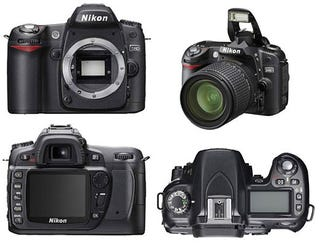 Illustration for article titled Pics of Nikon D80 Leaked Accidentally on Purpose