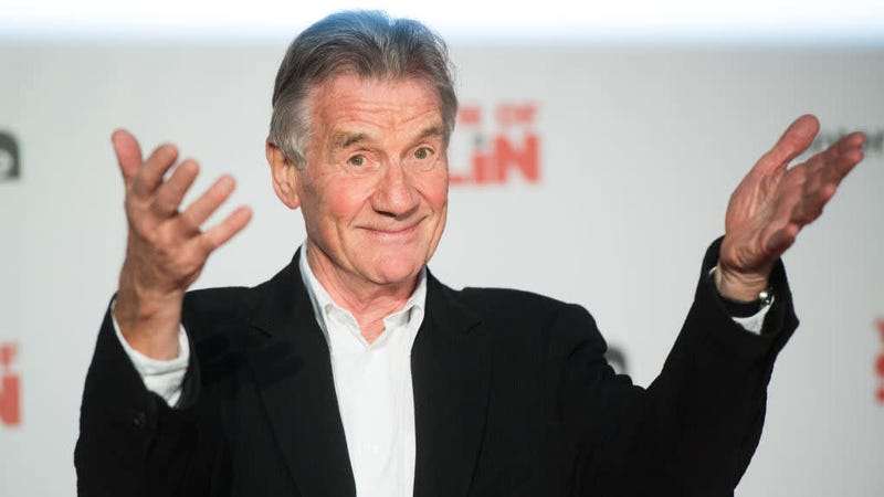 Last Call: Before Bourdain, there was Michael Palin the travel host
