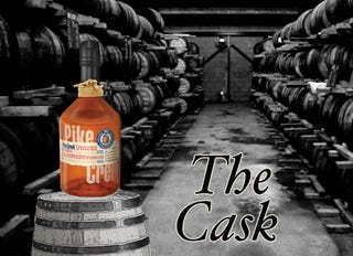 Illustration for article titled The Cask - Pike Creek Canadian Whisky