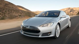 The Tesla Model S P85D Is So Good It Broke The Scale At <i>Consumer Reports</i>