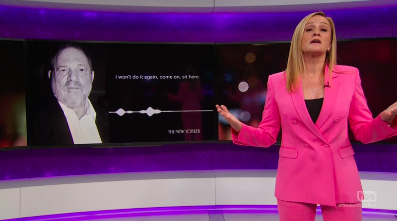 Full Frontal With Samantha Bee (Screenshot: TBS)