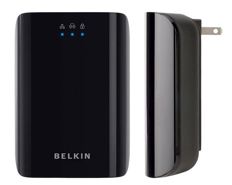 Illustration for article titled Belkin Powerline HD First to Reach Gigabit Ethernet Speeds