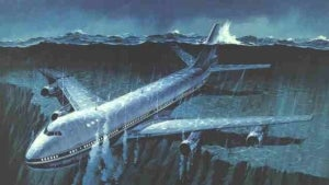 Illustration for article titled Malaysia Airlines Flight 370?