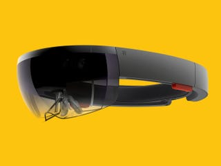 Illustration for article titled HoloLens: Microsoft's Audacious Plan to Make Anywhere a Holodeck