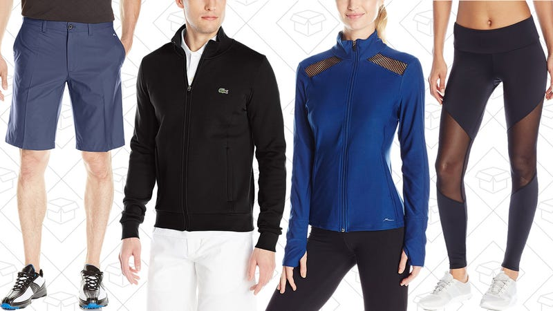 Up to 50% off Athleisure clothing
