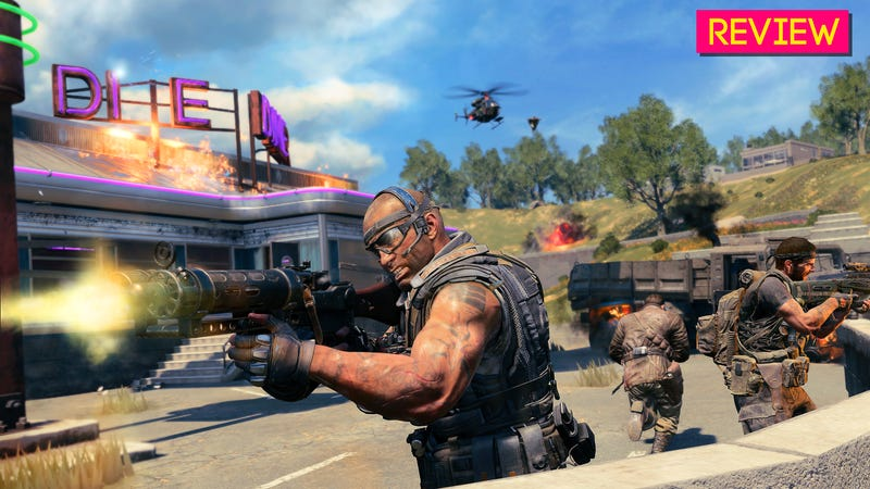 Call Of Duty Black Ops 4 The Kotaku Review