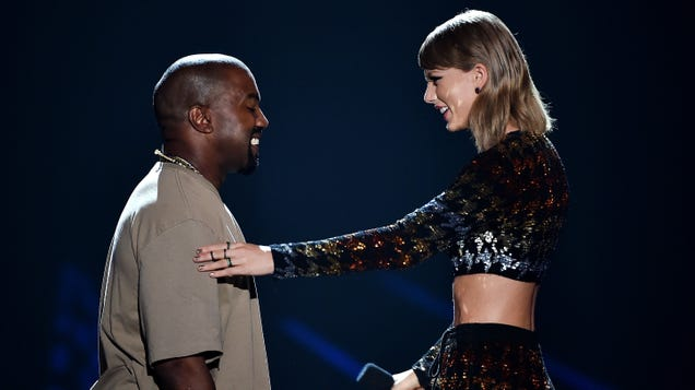 """Taylor Swift gets in-depth about her feud with """"two-faced"""" Kanye West, and also Game Of Thrones"""