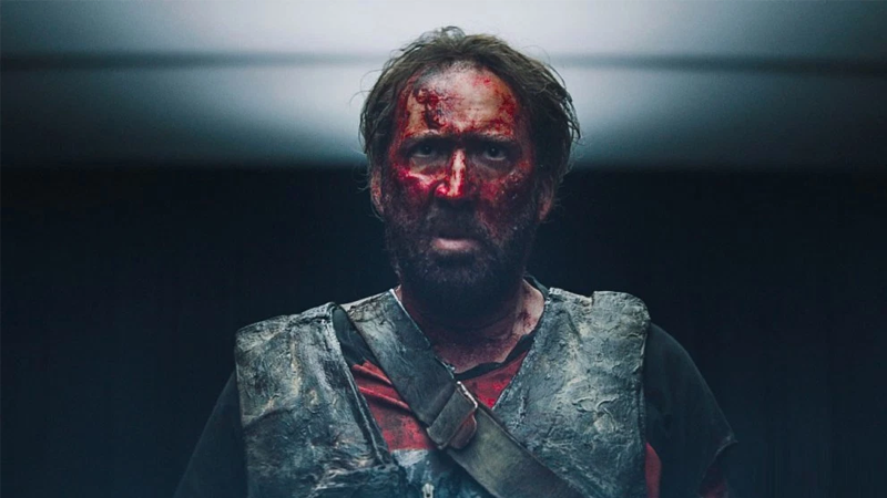 Nic Cage Is Getting Downright Lovecraftian for Color Out of Space