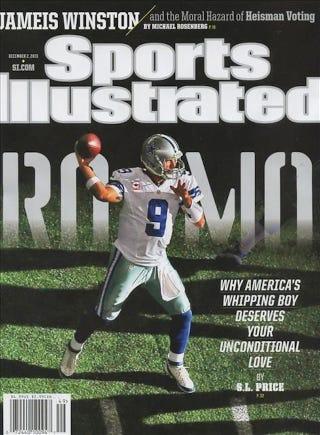 Illustration for article titled Tony Romo: Poor Bastard