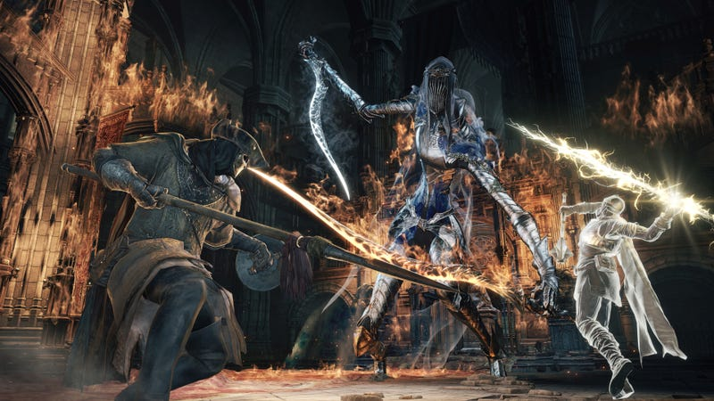 Illustration for article titled Dark Souls 3 Can Be Played Right Now On Xbox One (Using A Region Trick)
