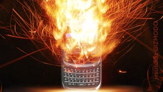 Illustration for article titled BlackBerry Might Survive As a Private Company