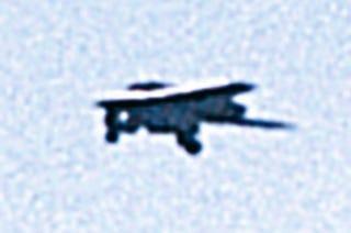 Illustration for article titled Secret US Military UFO Looks Manned