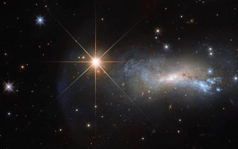 Illustration for article titled Astrónomos del SETI detectan 72 nuevas señales de la misteriosa radio que se repite desde una galaxia lejana