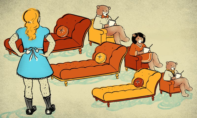 Illustration for article titled Therapy Is For Everyone, Even You