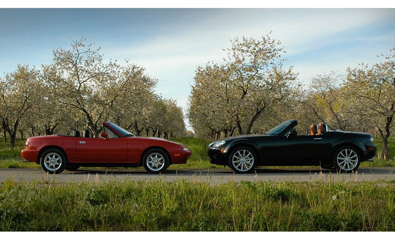 Illustration for article titled My Christmas Wish: To Buy A Miata
