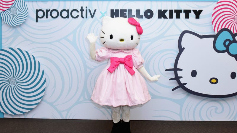 Illustration for article titled An American Hello Kitty movie is in the works