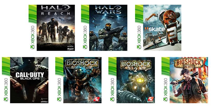 Estos Son Los Primeros 100 Juegos De Xbox 360 Que Podras Jugar En La