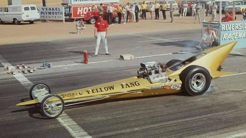 Cash For Cars Dallas >> Vintage Dragsters!