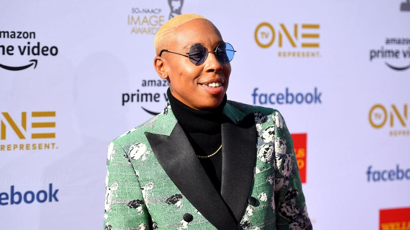 Lena Waithe: Probably not a robot.