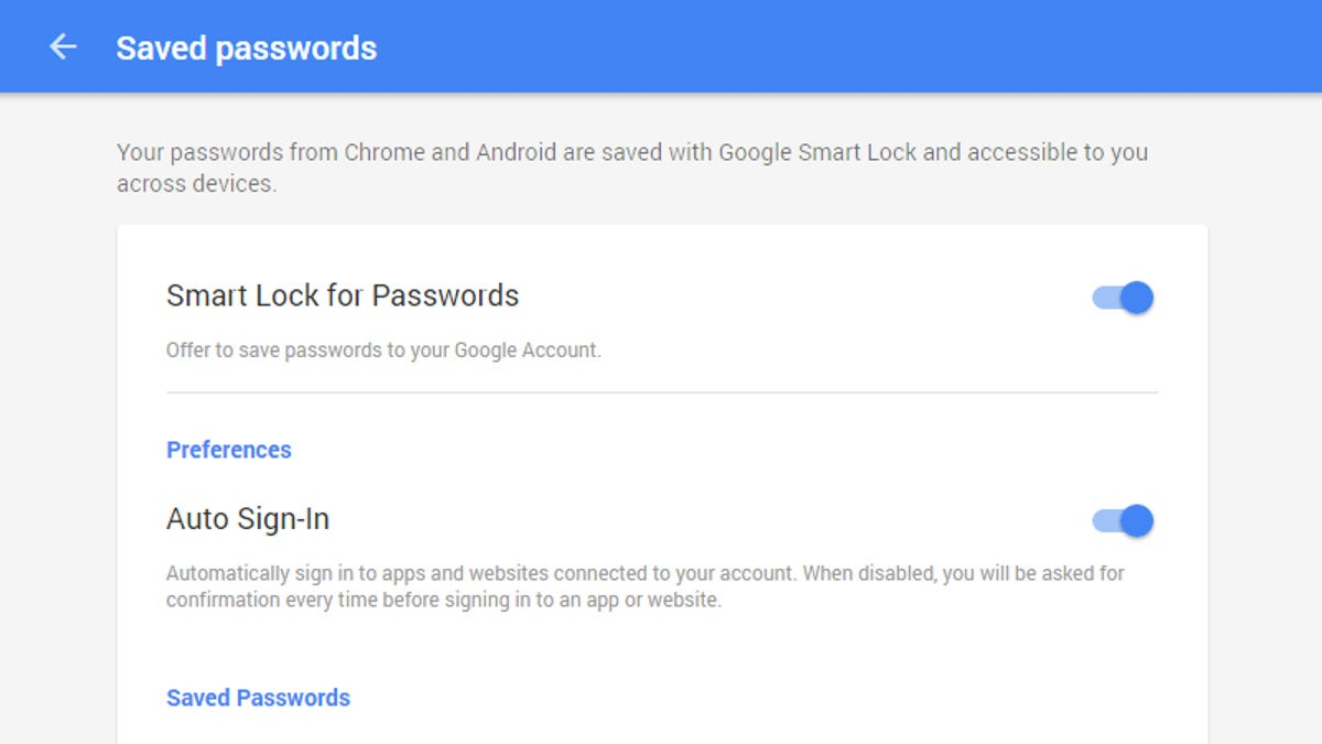 The 5 Best Ways to Store Passwords Safely