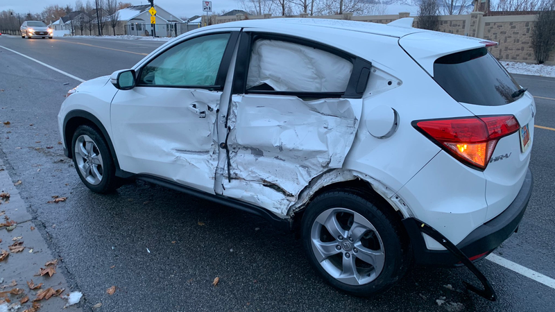 Bird Box Challenge Dumb Meme Results In 2 Car Wreck
