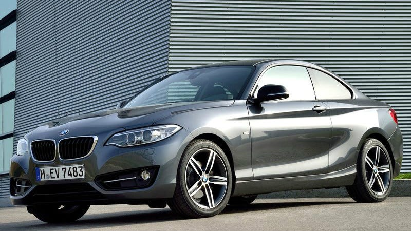 Illustration for article titled BMW Reportedly Making A 2-Series Gran Coupe As That's What BMW Does Now
