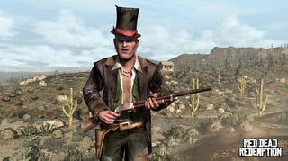 Illustration for article titled The Men, And Old Men, Of Red Dead Redemption