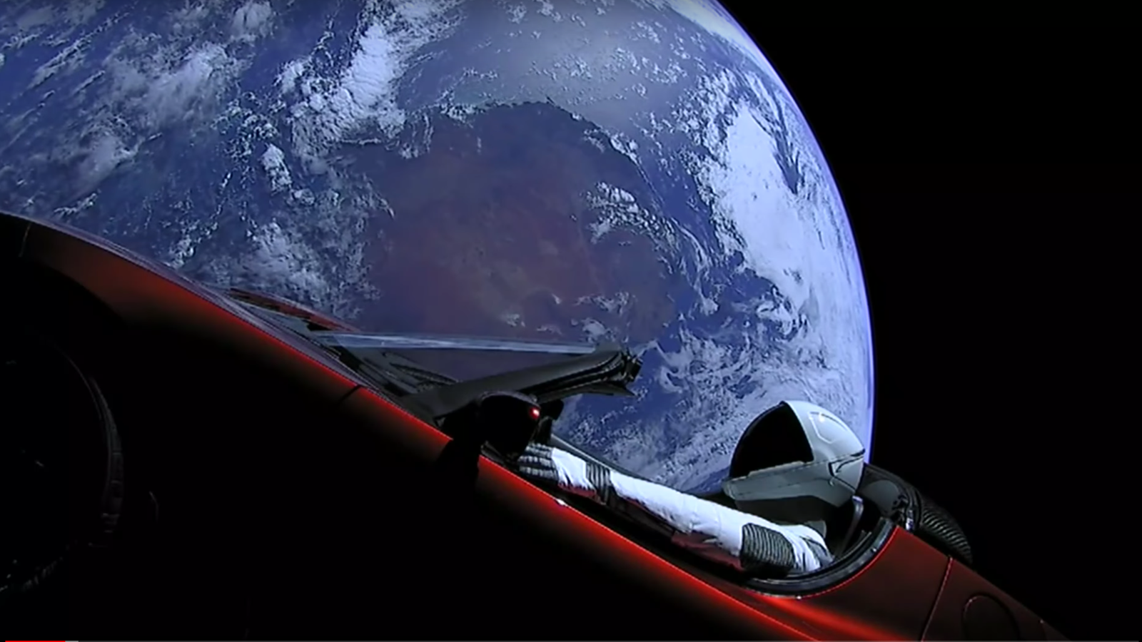 So Many People Questioned The Tesla Roadster In Space That ...