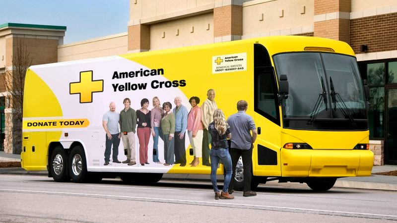 Illustration for article titled Yellow Cross Receives Record 10,000 Liters Of Urine Donations
