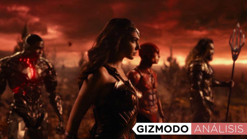 Illustration for article titled La nueva película de Justice League no es buena, pero sí es un buen comienzo