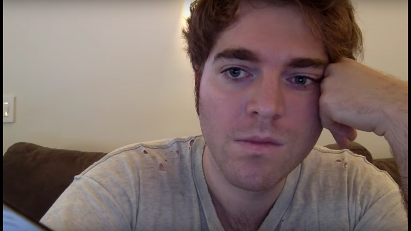 Illustration for article titled YouTuber Shane Dawson Has Said Far Worse Than the Cat 'Joke'