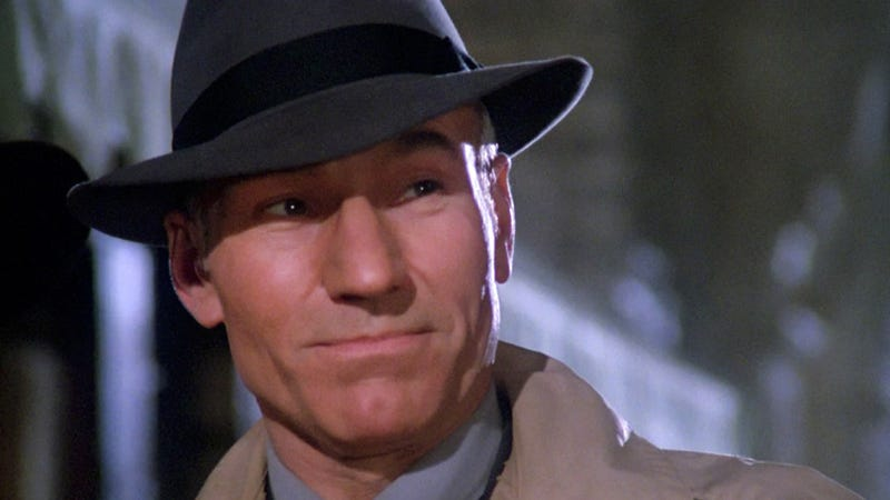 Patrick Stewart Says He's Willing to Play Picard Again for That Tarantino Star Trek Project