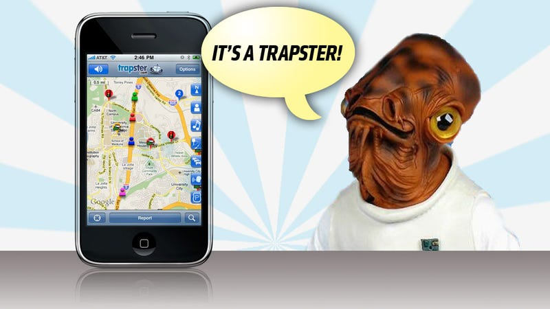 application trapster