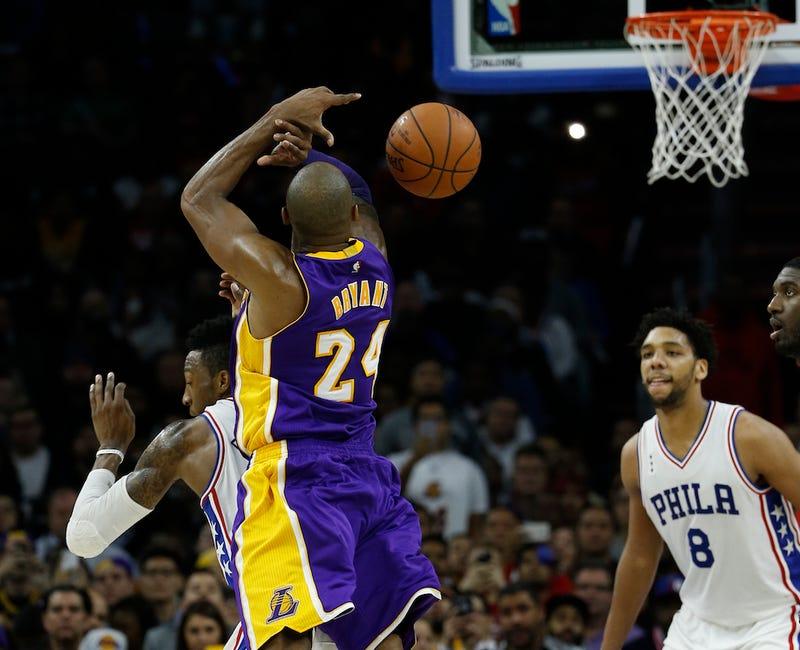 Illustration for article titled Kobe Bryant Is Utterly Shameless And I Love Him