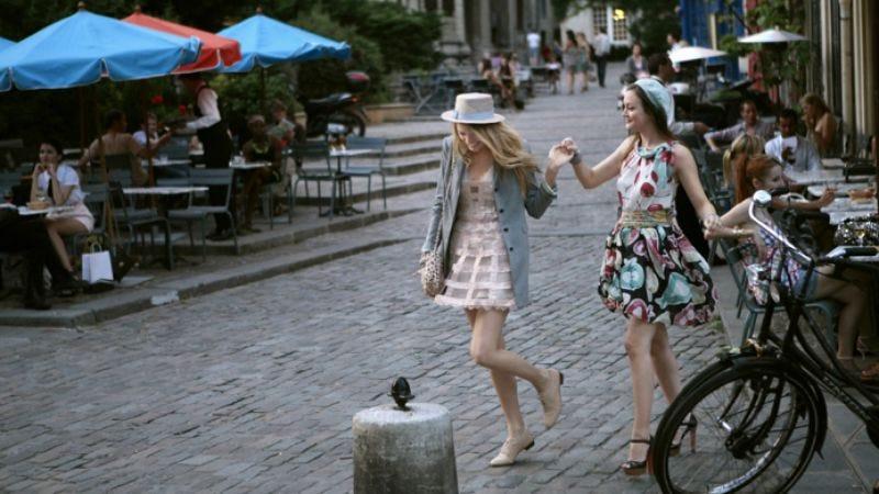 "Illustration for article titled Gossip Girl: ""Belles de Jour"""