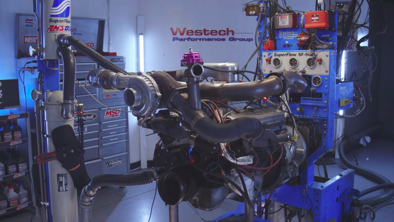 Screenshot from Engine Masters
