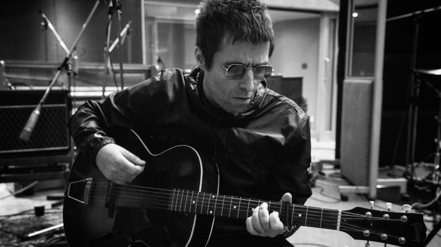Liam Gallagher isn't nearly the arsehole we all hoped he'd be in As It Was