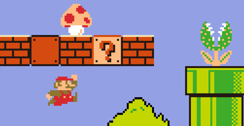 Illustration for article titled Super Mario Maker Exposes More YouTube Copyright Stupidity