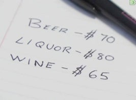 Illustration for article titled Stock Up on the Right Amount of Alcohol for a Party with a Simple Formula