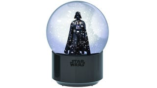 Illustration for article titled The Blizzard Inside These Bluetooth Star Wars Snow Globes Reacts To Your Music