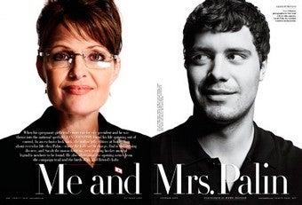 Illustration for article titled Favorite Fame-Whores: Levi Johnston Talks Smack About Sarah In Vanity Fair