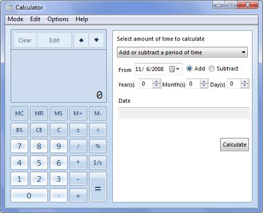 Windows 7's Calculator Bundles Real-Life Uses