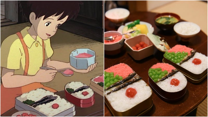 Studio Ghibli Celebrates Delicious Anime Food