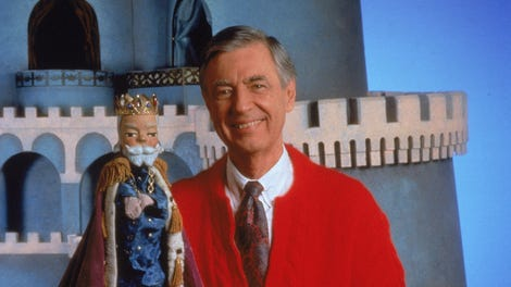 The Mr  Rogers documentary Won't You Be My Neighbor? is a tearjerker