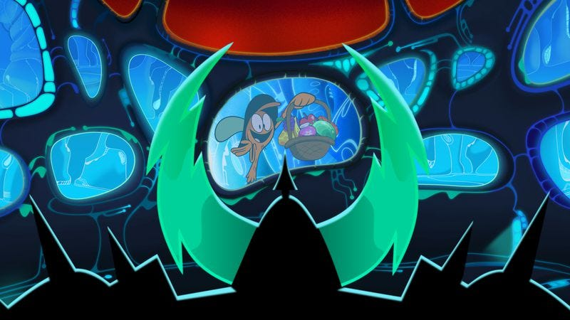 """Illustration for article titled Wander Over Yonder: """"The Greater Hater"""""""