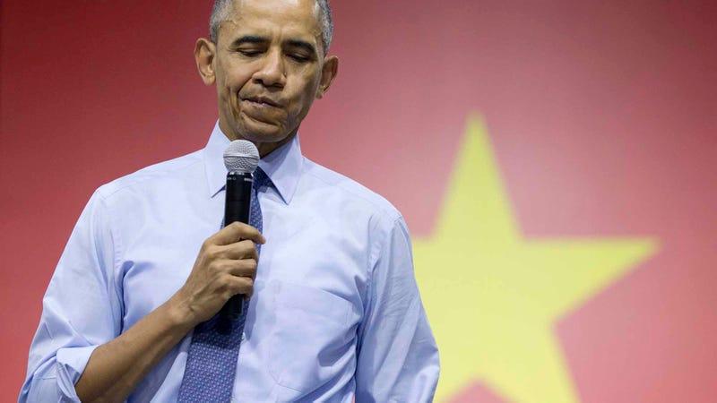 Illustration for article titled Vietnam Allegedly Restricted Facebook Access During Obama Visit